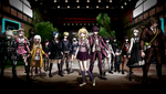 Danganronpa V3 CG - Pre-Game Students in their talent outfits (Vita) (2)