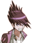 Danganronpa V3 Kaito Momota Rebuttal Showdown Sprite