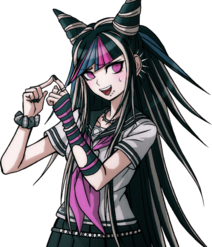 Ibuki Mioda Halfbody Sprite (17)