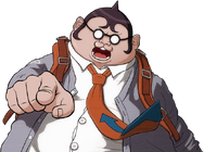 Danganronpa V3 Bonus Mode Hifumi Yamada Sprite (Vita) (14)