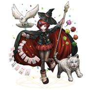 Himiko Yumeno Illustration
