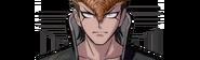Danganronpa V3 - Despair Dungeon Monokuma's Test Awakened Mugshot (Mondo Owada)