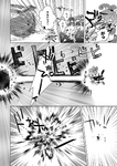 Danganronpa 1 Demo Manga - Hifumi Yamada Execution (3)