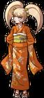 Danganronpa 2 Hiyoko Saionji Fullbody Sprite (PSP) (18)