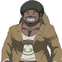 Danganronpa 3 - Daisaku Bandai Sidebar