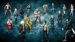 Danganronpa V3 CG - Previous Killing Games Flashbacks (6)