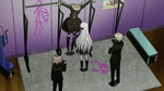 Danganronpa the Animation (Episode 05) - Discussing Genocider Sho as the culprit (26)