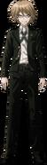 Byakuya Togami Fullbody Sprite (5)