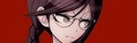 Danganronpa 1 Toko Fukawa Bullet Time Battle Sprite (PSP)