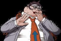 Danganronpa Hifumi Yamada Halfbody Sprite (PSP) (7)