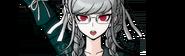 Danganronpa V3 - Despair Dungeon Monokuma's Test Awakened Mugshot (Peko Pekoyama)