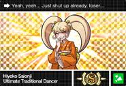 Danganronpa V3 Bonus Mode Card Hiyoko Saionji S ENG
