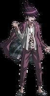 Danganronpa V3 Kaito Momota Fullbody Sprite (5)