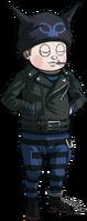 Danganronpa V3 Ryoma Hoshi Fullbody Sprite (9)