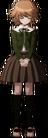 Danganronpa 1 Chihiro Fujisaki Fullbody Sprite (PSP) (8)