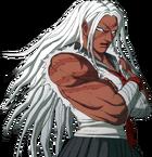 Danganronpa V3 Bonus Mode Sakura Ogami Sprite (7)