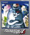 Danganronpa V3 Steam Foil Trading Card (9)