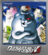 Danganronpa V3 Steam Foil Trading Card (9)