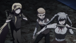 Danganronpa 2.5 - (OVA) Sonia, Peko, and Fuyuhiko off to fight The World Destroyer (19)