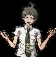 Danganronpa V3 Hajime Hinata Bonus Mode Sprites 09