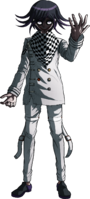 Danganronpa V3 Kokichi Oma Fullbody Sprite (31)