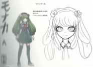 DR3 Monaca's official design