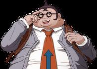 Danganronpa Hifumi Yamada Halfbody Sprite (PSP) (3)