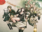 Danganronpa Kirigiri - Volume 2 - Cast Illustration