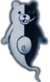 Danganronpa V3 Monokuma Ghost Sprite