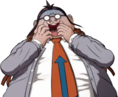 Danganronpa V3 Bonus Mode Hifumi Yamada Sprite (8)