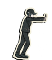Danganronpa V3 Shuichi Saihara Death Road of Despair Sprite (Hat) 07