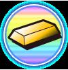 File:Danganronpa 2 Magical Monomi Minigame Collectibles Monomi Gold.png