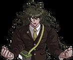 Danganronpa V3 Bonus Mode Gonta Gokuhara Sprite (Redrawn) (Vita) (2)