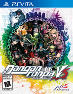 Danganronpa V3 Killing Harmony Box art