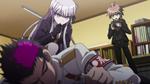 Danganronpa the Animation (Episode 07) - Kyoko and Makoto Investigation (15)