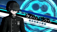 New Danganronpa V3 Shuuichi Shuichi Saihara Introduction (Trial Version)
