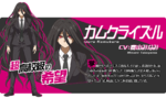 Promo Profiles - Danganronpa 3 Despair Arc (Japanese) - Izuru Kamukura