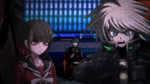 Danganronpa V3 CG - The others discovering Miu Iruma's corpse (2)