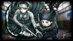 Danganronpa V3 Steam Card - Kirumi Tojo and Ryoma Hoshi
