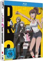 Filmconfect Danganronpa 3 DVD Future Arc Volume 2 (Blu-Ray)
