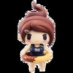 Furyu Minna no Kuji Minifigures Aoi Asahina