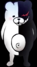 Danganronpa 1 Monokuma Fullbody Sprite (PSP) (8)