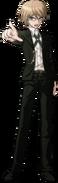 Danganronpa 2 Byakuya Togami Fullbody Sprite (8)