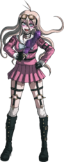 Danganronpa V3 Miu Iruma Sprite (Unused) (2)
