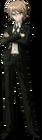 Danganronpa 1 Byakuya Togami Fullbody Sprite (PSP) (2)