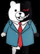 Danganronpa 2 Monokuma Halfbody Sprite (PSP) (15)