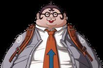 Danganronpa Hifumi Yamada Halfbody Sprite (PSP) (1)