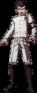 Kiyotaka Ishimaru Fullbody Sprite (13)
