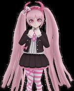 Kotoko Utsugi Fullbody 3D Model (2)