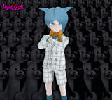 Monokuma Factory Wallpapers Set 5D Nagisa Shingetsu 960 x 854